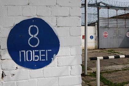 Заключенные в российской колонии вырыли подкоп и напали на надзирателя