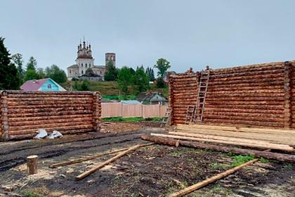 В вологодской деревне восстановят старинную солеварню