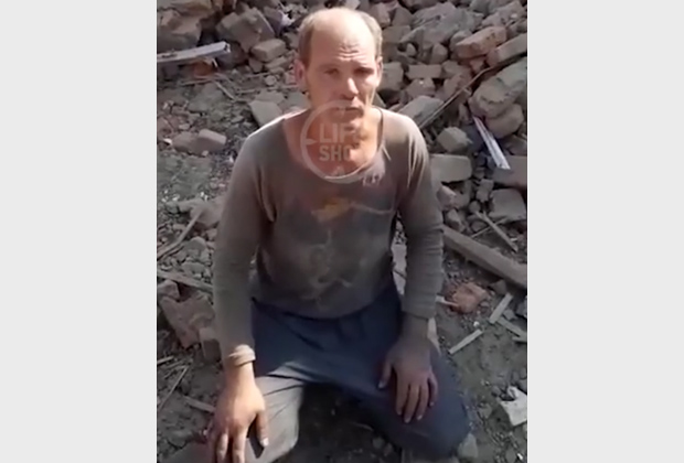 Виктор Пестерников — предполагаемый убийца школьниц в Киселевске