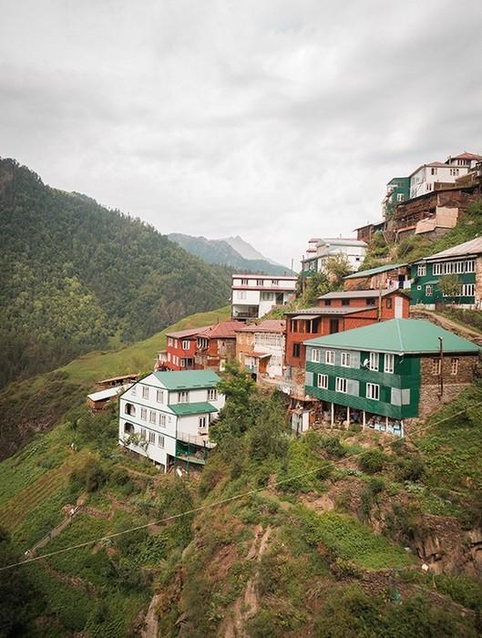 Дагестанская Швейцария — село Тохота