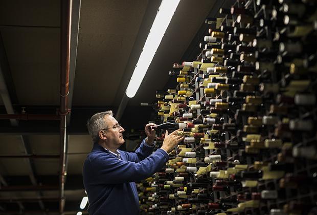 Коллекция редких вин