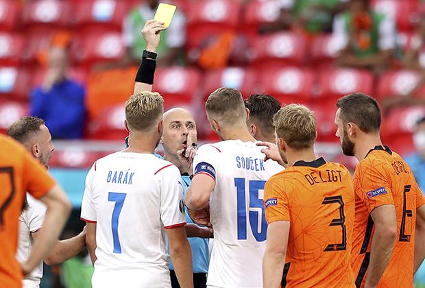 Сергей Карасев и матче Евро-2020 между Нидерландами и Чехией