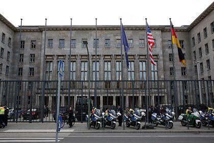 Здание федерального министерства финансов Германии