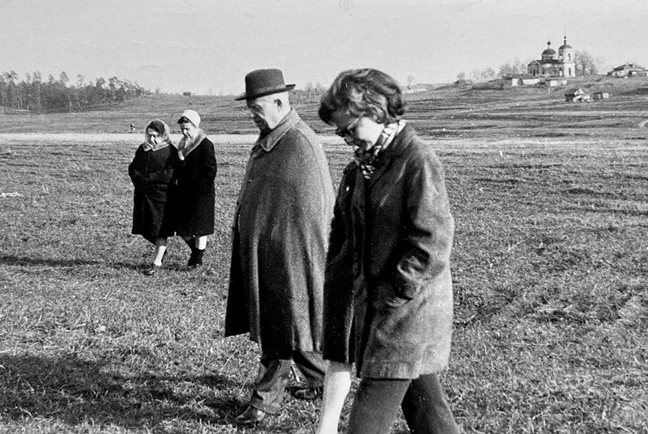 Петрово-Дальнее, 17 апреля 1971 года. Последний день рождения Никиты Хрущева