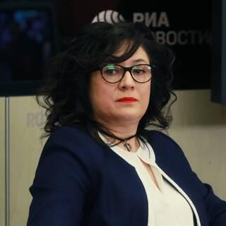 Любовь Балагова-Кандур