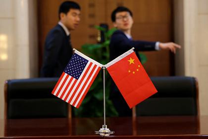 Новый посол Китая в США попросил американские власти заткнуться: Политика: Мир: Lenta.ru