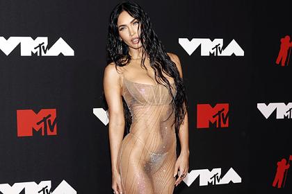 Несколько образов вчерашней MTV Video Music Awards 2021. Жесть и ужас :-)) шоубиз,Мода