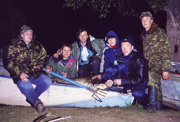 Участники Тагирьяновской ОПГ
