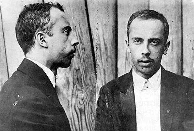 Дмитрий Богров на следствии, 1911 год
