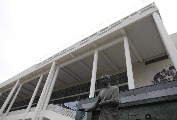 Ледовый дворец спорта, Самара