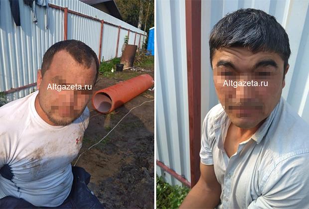 Подозреваемые в убийстве пенсионерки в Бужаниново