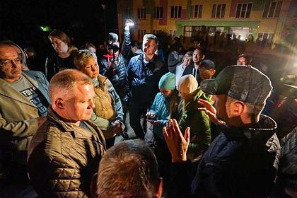«У людей накипело» Что происходит в подмосковном поселке, где местные решили изгнать мигрантов после жестокого убийства