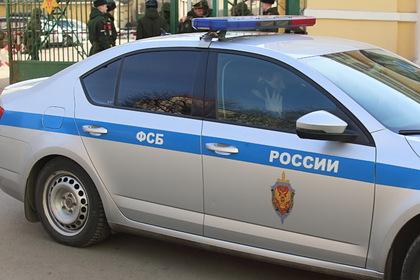 ФСБ задержала двух вербовщиков в террористы