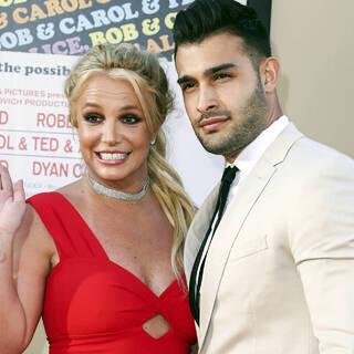 Britney Spears и Sam Asghari