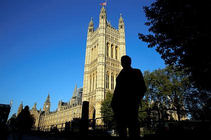 Лондон запретил китайскому послу доступ в парламент Великобритании