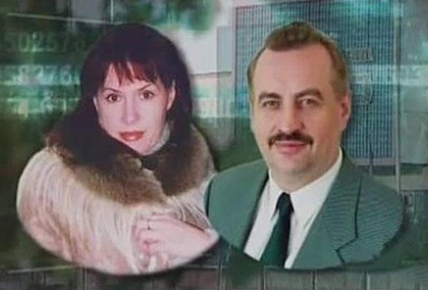 Наталья Стародубцева и Виктор Фабер
