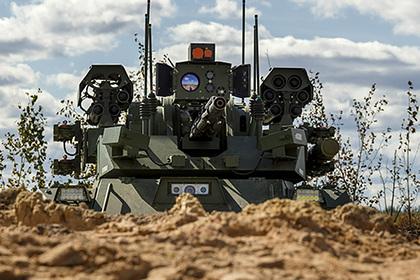 В США обеспокоились испытанными Россией роботами-убийцами