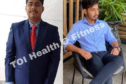 100-килограммовый студент сбросил треть веса за полгода и раскрыл секрет успеха