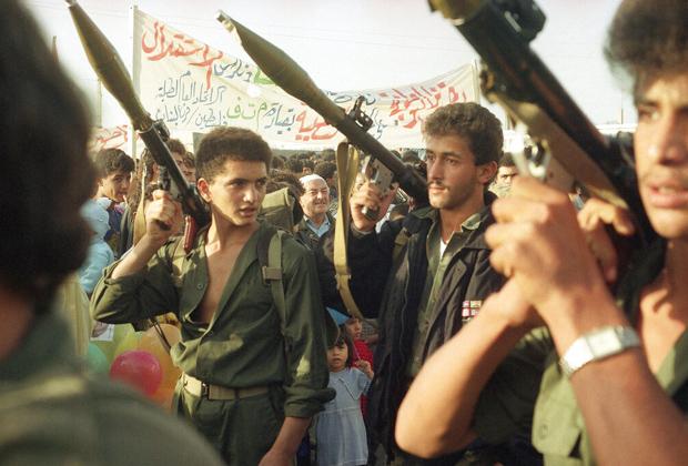 Гражданская война в Ливане