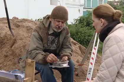 Археологи раскопали в Смоленске остатки крепости IX-X века
