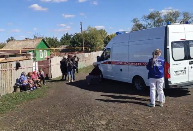 Село Волчанское