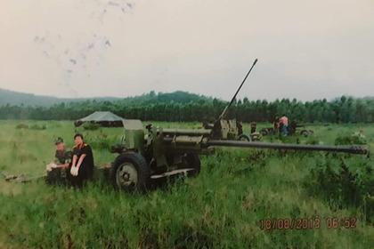 Во Вьетнаме скрестили советскую и американскую пушки