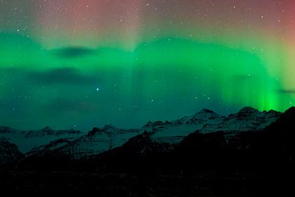 Ученые объяснили происхождение необычного зеленого свечения в небе