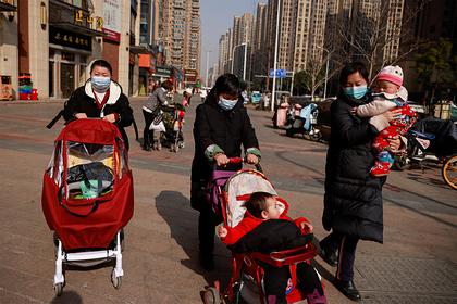 Китай начнет платить за детей