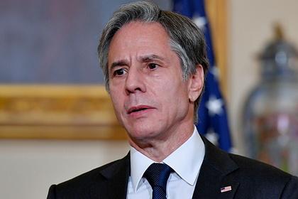 Блинкен рассказал о выборе США при выводе войск из Афганистана