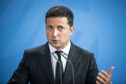 Зеленский создал группу для нейтрализации рисков Украине от «Северного потока-2»