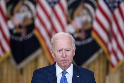 В Белом доме прокомментировали участившиеся приступы кашля у Байдена
