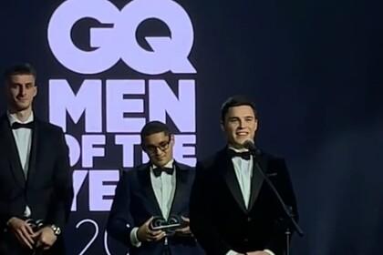 Журнал GQ назвал мужчин года