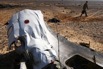 В Египте отказались признать ответственность за теракт над Синаем