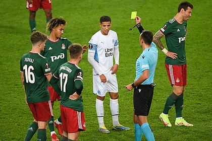 Россия сохранила позиции в клубном рейтинге УЕФА
