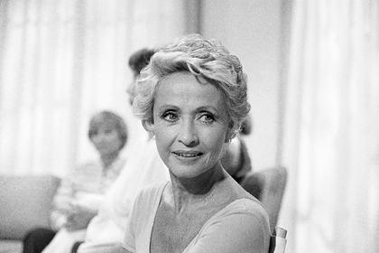 Умерла звезда мюзиклов золотого века Голливуда Джейн Пауэлл