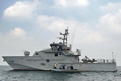 Британия показала новый катер для ВМС Украины