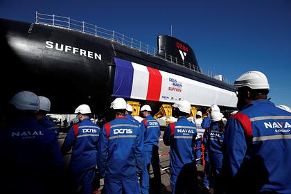 В США рассказали о вопросах к контракту между Францией и Австралией