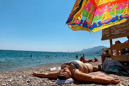 Раскрыты самые бюджетные направления для пляжного отдыха осенью