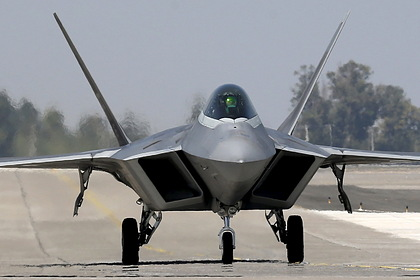 В США раскрыли условия продажи F-22 Японии и Израилю