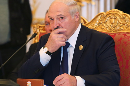 Лукашенко предложил решать проблему Афганистана «добром»