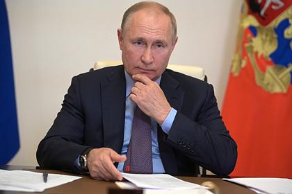 В Кремле рассказали о голосовании Путина на выборах в Госдуму