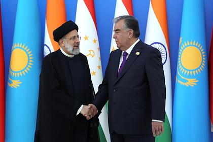 Иран решили присоединить к странам ШОС