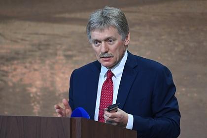 Песков оценил влияние США на Минские соглашения