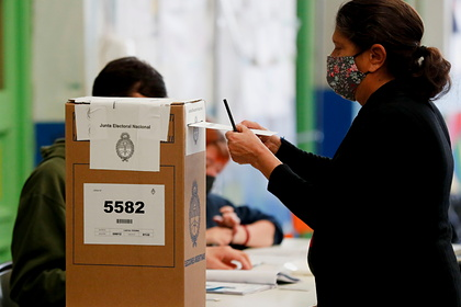 Пророссийская правящая партия проиграла на выборах в Аргентине