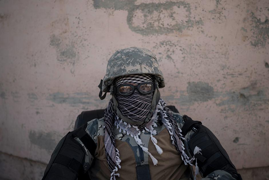 Боевик «Талибана», ставший новым надзирателем тюрьмы Пули-Чархи
