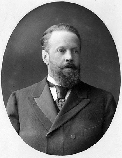 Сергей Витте, первый председатель Совета министров Российской империи
