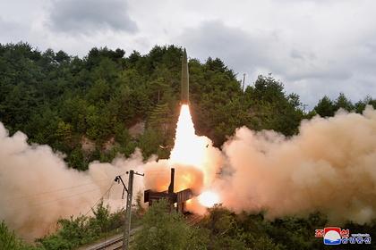 На Украине назвали северокорейскую ракету копией «Искандера»