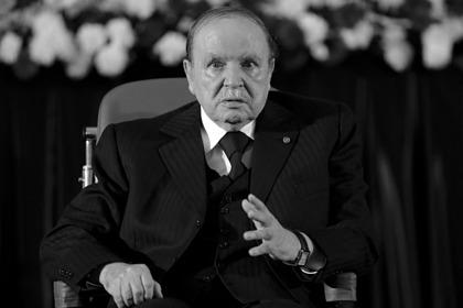 Умер бывший президент Алжира