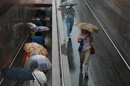 Синоптик пообещал россиянам похолодание и дожди