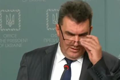 Секретарь СНБО Украины отказался понимать вопрос на русском